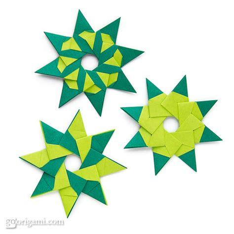www origami 8 pointed modular origami by sinayskaya go