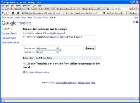 translate to translate himaster labs