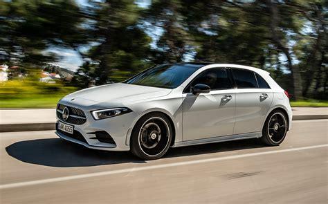 Mercedes A Class by 2018 Mercedes A Class Review