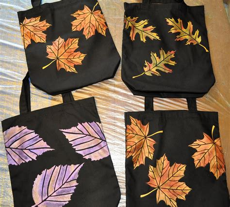 in the fabric paint luann kessi painting fabric tote bags tutorial