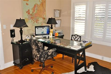 work desks for home office 16 home office desk ideas for two