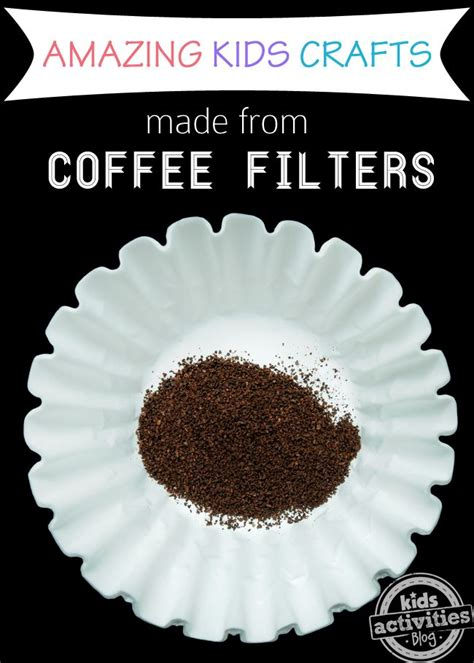 coffee filter crafts for 9 amazing coffee filter crafts