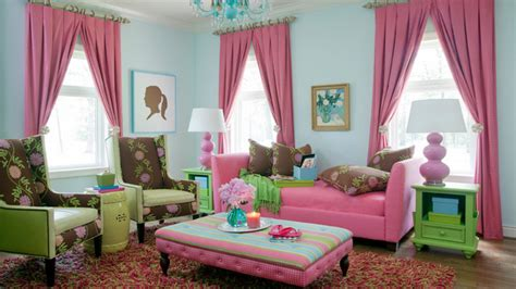 pink living room 15 pretty in pink living room designs home design lover