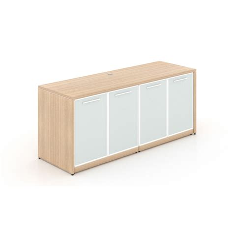 credenza glass doors credenza with glass doors