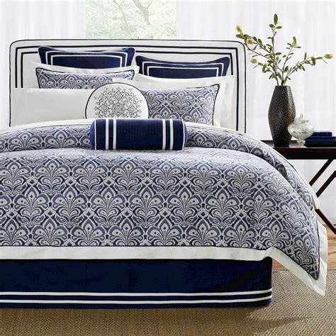 blue and white bedding sets bedding