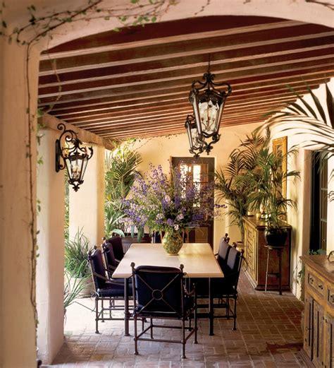 mediterranean outdoor lighting schmiedeeisen im garten das perfekte material f 252 r drau 223 en