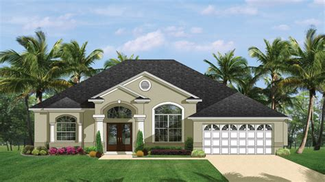 florida style house plans mediterranean modern home plans florida style designs
