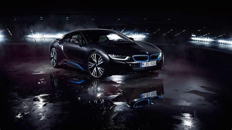 Hd Black Car Wallpaper For Laptop by Bmw I8 Matte Black Wallpaper Hd Car Wallpapers Id 5789