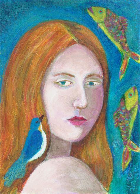 acrylic painting human human heni s happy paintings