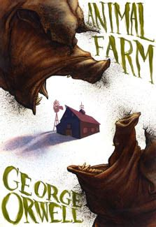 animal farm picture book uncategorized george orwell book cover page 2