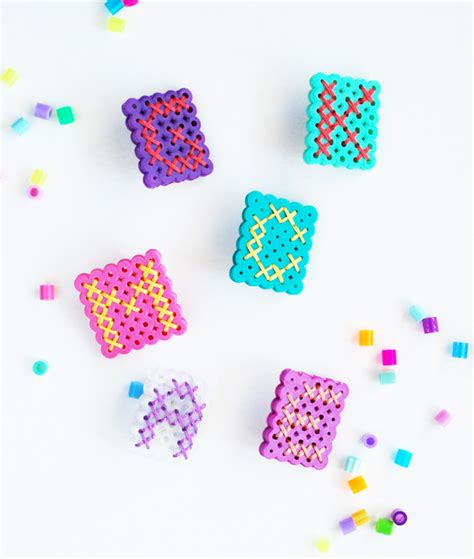 how to make perler bead how to make perler bead monograms handmade