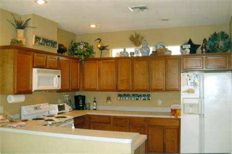 kitchen cabinet decorations how to decorating above kitchen cabinets desjar interior