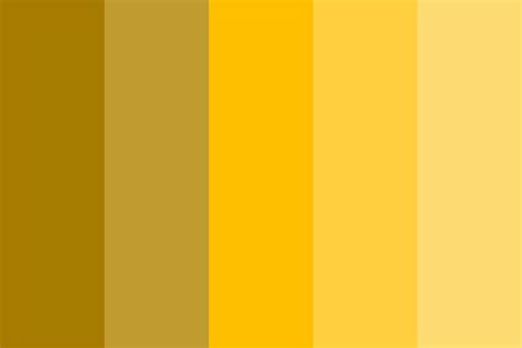 golden color shades gold color palette pictures to pin on pinsdaddy