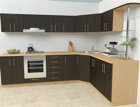 simple kitchens 3d model simple kitchen for free