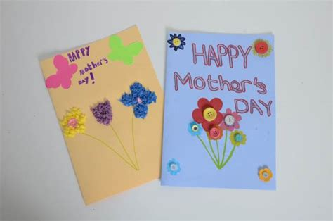 how to make simple mothers day cards happy mothers day cards ideas for www pixshark