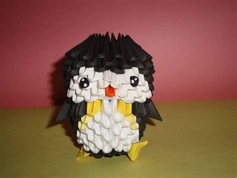 3d origami penguin 3d origami penguin by penguin4213 on deviantart