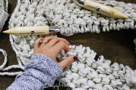 how to knit a blanket lush knit blanket by simply maggie simplymaggie