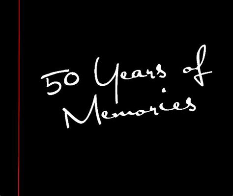 50 years of book pictures 50 years of memories volume 1 by deane johnson blurb books