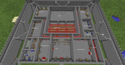 castle floor plans minecraft my minecraft castle 2nd floor by quagmirefan1 on deviantart