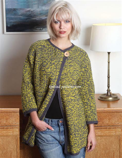 knitted jacket patterns free womens s cardigans knitting patterns