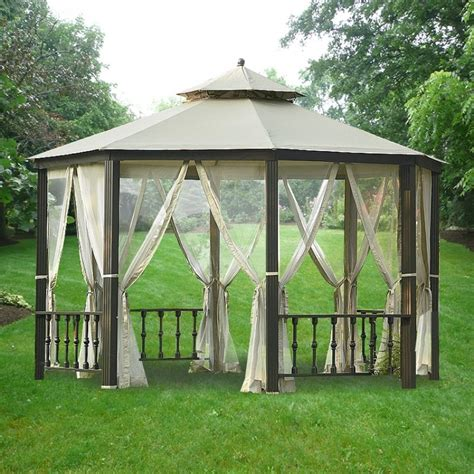 patio gazebo canopy patio canopy gazebo buy patio canopy gazebo in khaki 10