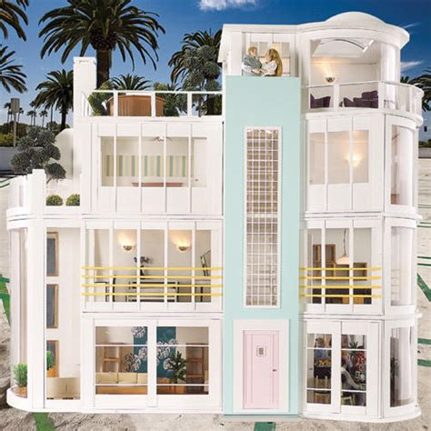 the doll house the dolls house emporium malibu house kit