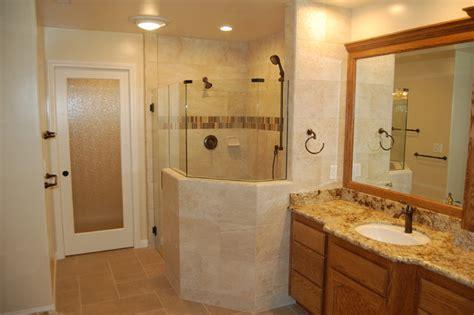 Shower Door Over Bath medium size bathrooms