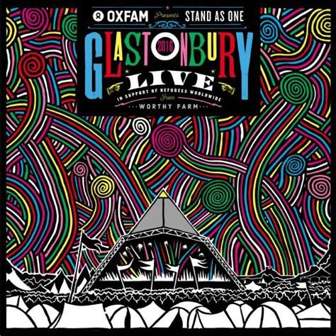 muse paintbar glastonbury coupon oxfam presents stand as one glastonbury live 2016