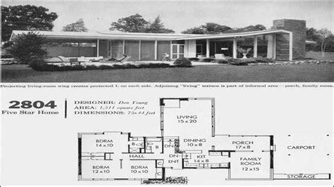 mid century modern floor plans mid century modern house floor plan mid century modern