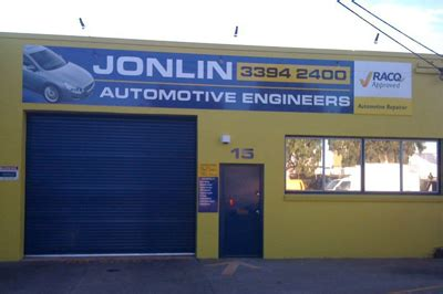 Car Modification Engineering Certificate by Jonlin Automotive Engineers 15 Clarence