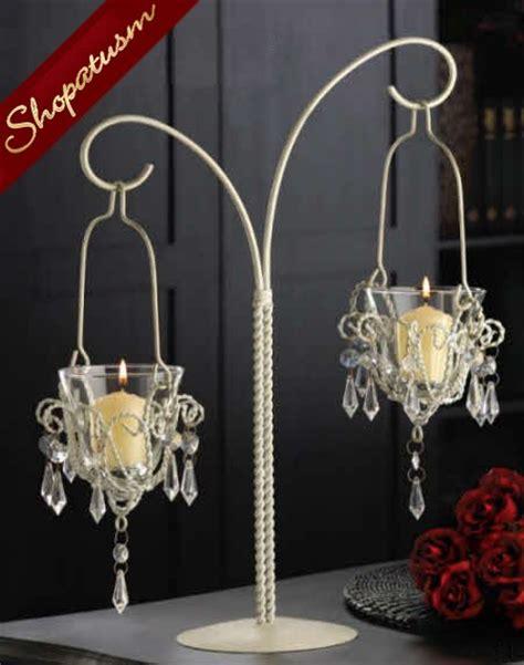 chandelier centerpieces wholesale 24 wholesale shabby bead chandelier wedding
