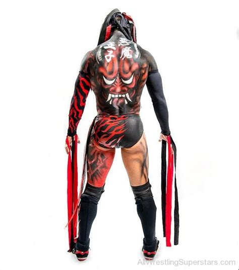 wwe finn b 225 lor devil tattoo