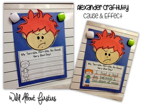 picture books for cause and effect about firsties cause effect with freebie