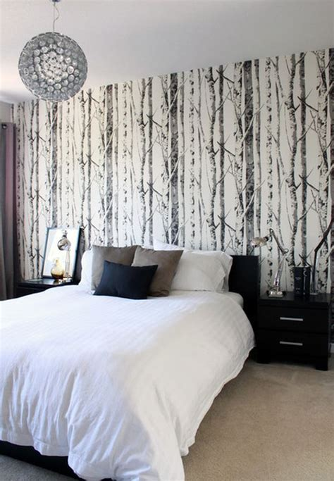wallpaper in bedroom designs 15 bedroom wallpaper ideas styles patterns and colors