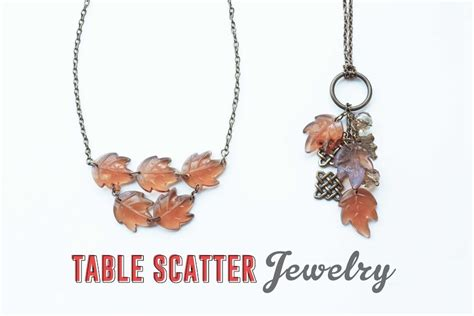 jewelry table diy make table scatter jewelry minted strawberry