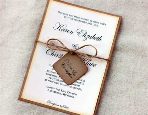 wedding rubber st wedding invitation do it yourself wedding invitation ideas
