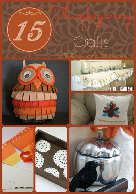 diy thanksgiving crafts for 15 thanksgiving diy crafts thanksgiving morning turkey