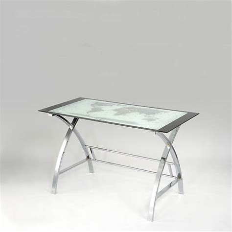 metal and glass computer desks metal and glass computer desk out of stock stoneberry