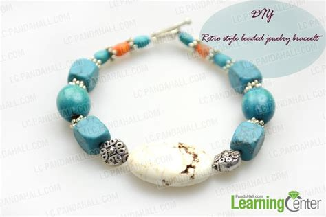 learn to make jewelry bead bracelets tutorial how to make beaded jewelry