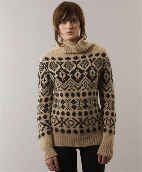 scottish knitting style 345 best images about strik knitting on
