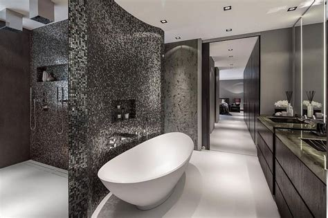 modern ensuite bathrooms exquisite modern ensuite bathroom design camer design