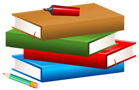 large picture books books picpng clipart collection 6