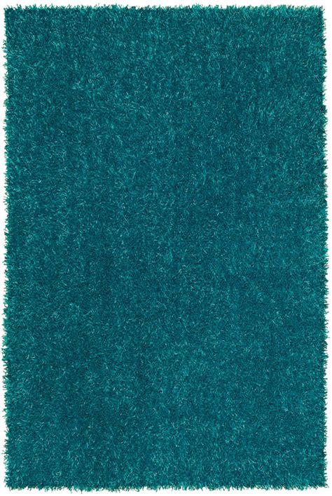 teal shag area rug dalyn bg69 teal blue solid vibrant shag 8x10 tufted area