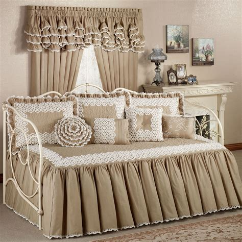 daybed bedding sets antiquity crochet daybed set bedding