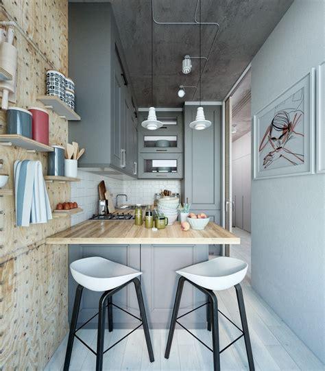 small kitchen apartment ideas two takes on the same small apartment