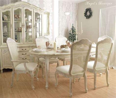 shabby chic dining tables and chairs sold sale unique shabby chic