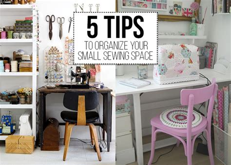 Kitchen Organization Ideas Budget 5 tips to organize your small sewing space andrea s notebook