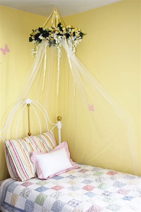 diy canopy everyday diy bed canopy for room