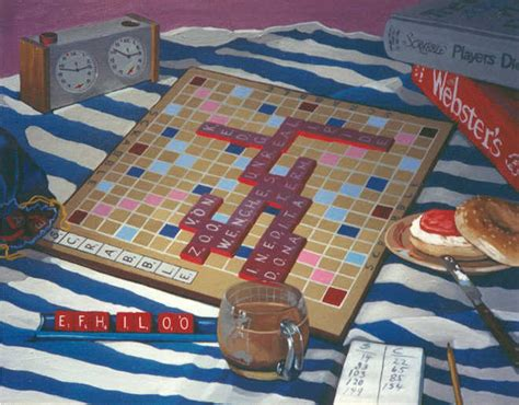 is iq a scrabble word introduction