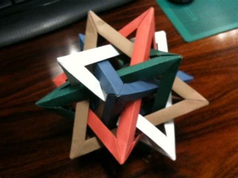 origami mathematical models math project model www imgkid the image kid has it